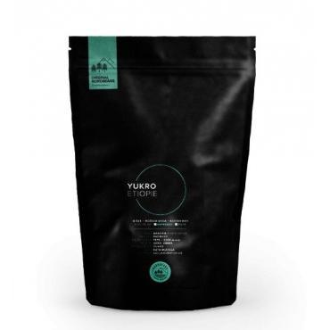 Keramický drip Kaffia 1-2 šálky bílý
