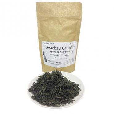 Čaj zelený Dvabzu Gruzínsko 50g