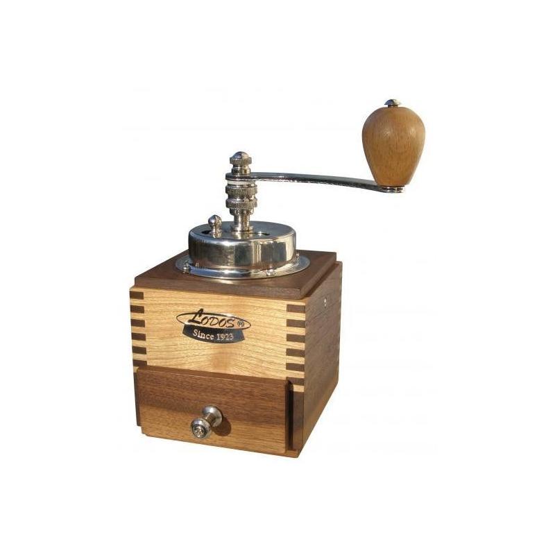 Kávédaráló - Lodos 1945 Lux (dió-cseresznye)
