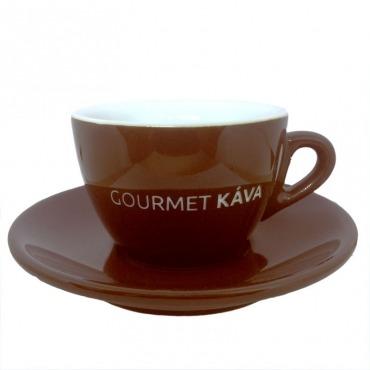 Šálek na cappuccino Gourmet Káva 145ml