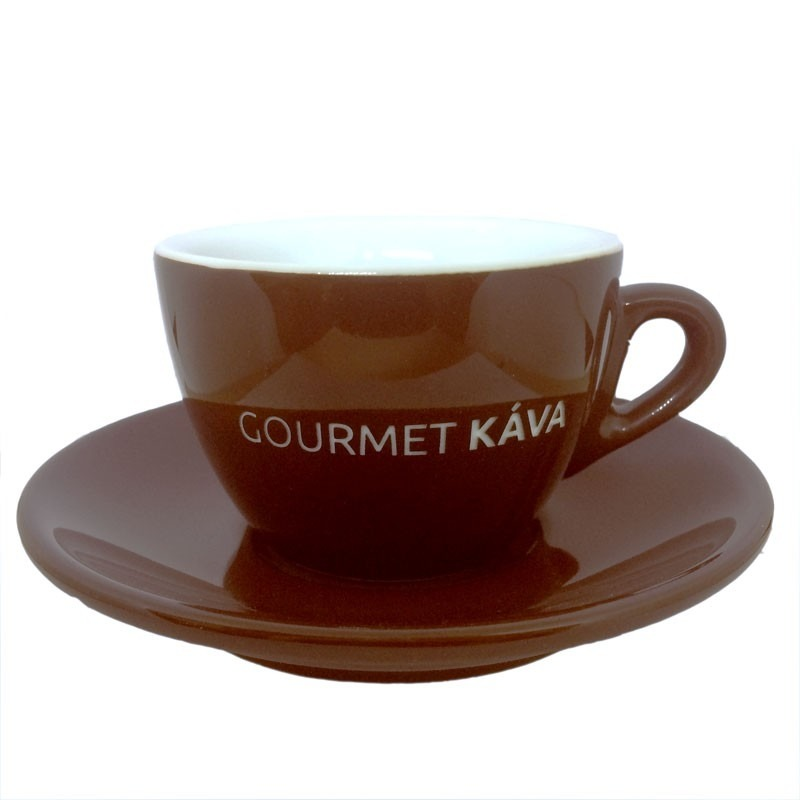 Cappuccino Cup Gourmet Coffee 165ml