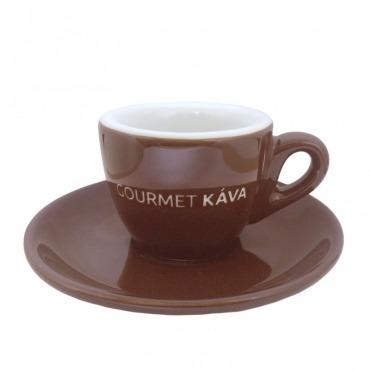 Šálek na espresso Gourmet Káva 70ml