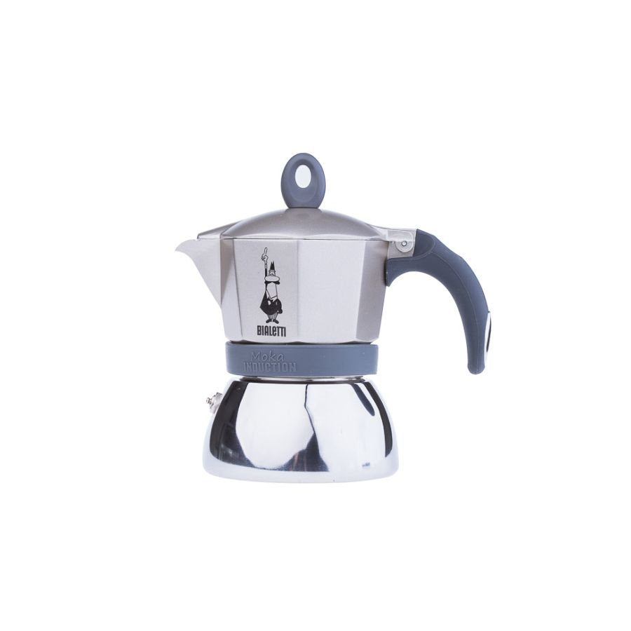 Bialetti Moka Induction 3 cups gold