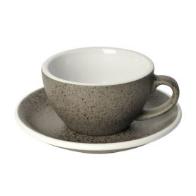 Loveramics Egg Cup - Cappuccino 200ml, GRANITE
