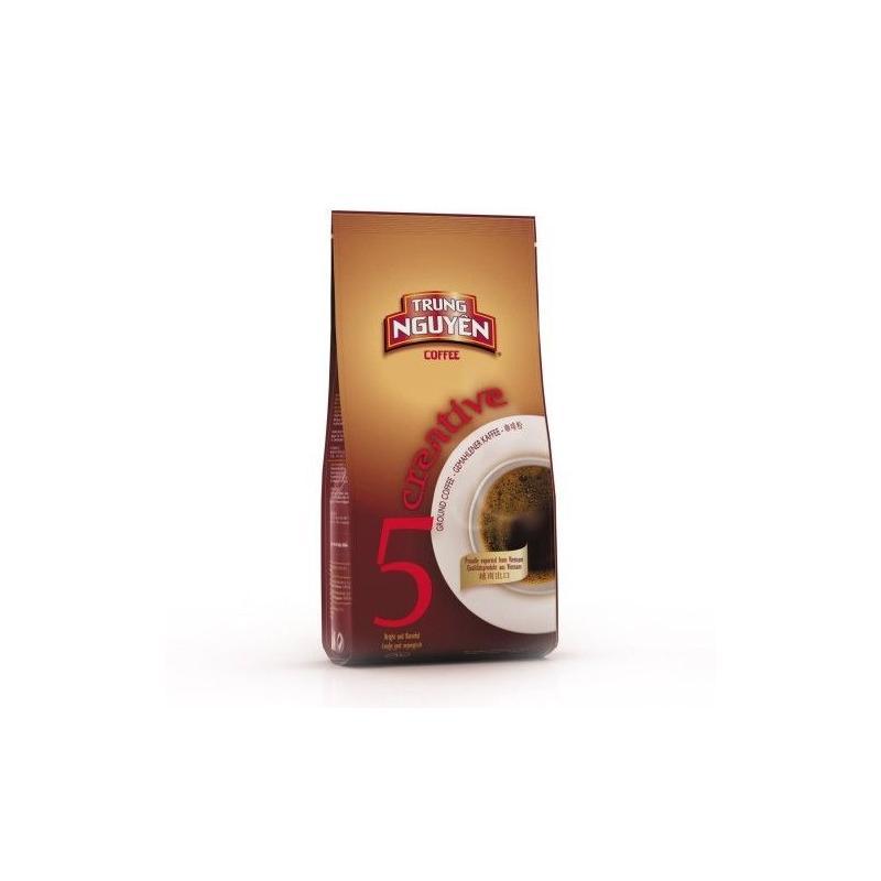 Trung Nguyen CREATIVE 5, coffee ground