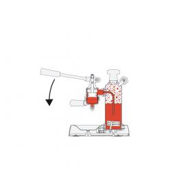 Nádoba Hario TCA-2 spodní, BL-TCA-2
