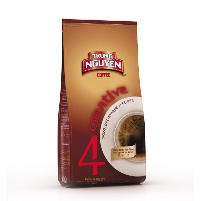 Trung Nguyen CREATIVE 4, őrölt kávé