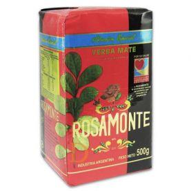 Yerba Maté Rosamonte 500g