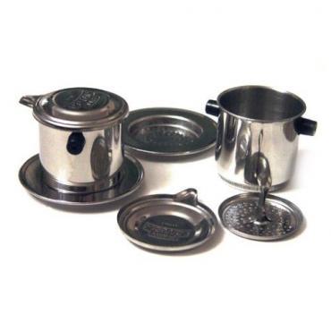 Kávový Phin filter (Vietnamská káva)