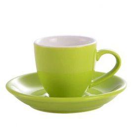 Šálka na espresso Kaffia 80ml - limetková