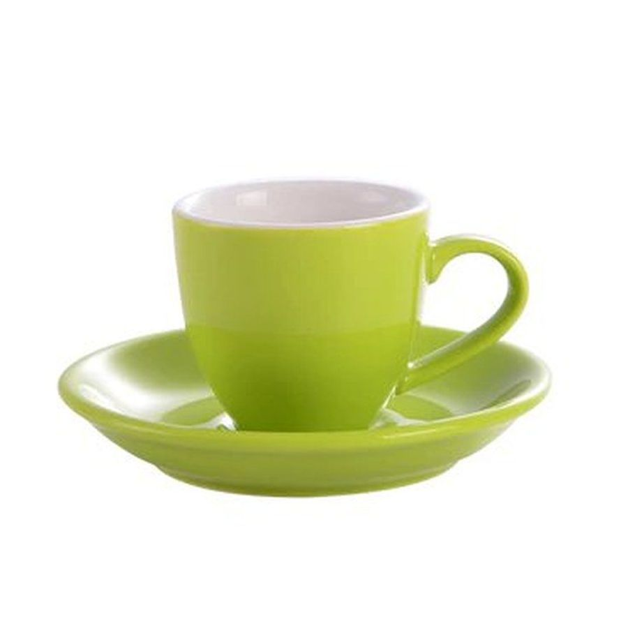 Šálek na espresso Kaffia 80ml - limetková