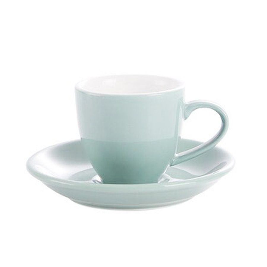 Šálek na espresso Kaffia 80ml - světle modrá