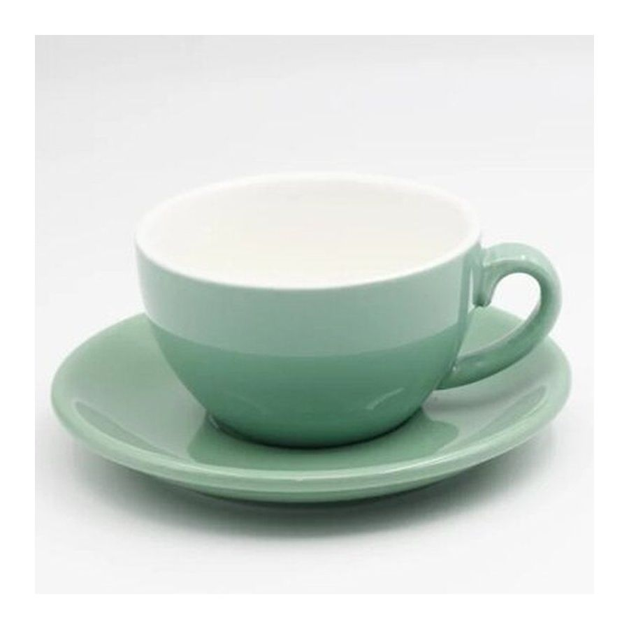 Šálka na Cappuccino Kaffia 220ml - mentolová
