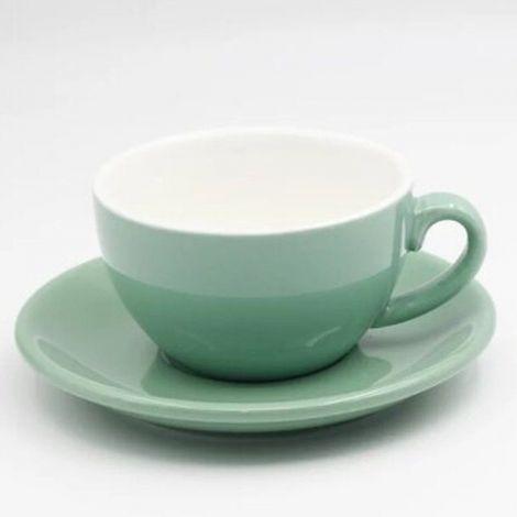 Šálek na Cappuccino Kaffia 220ml - mentolová