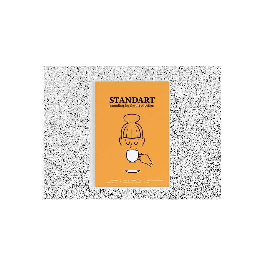Standart magazin, 15. szám CZ/SK