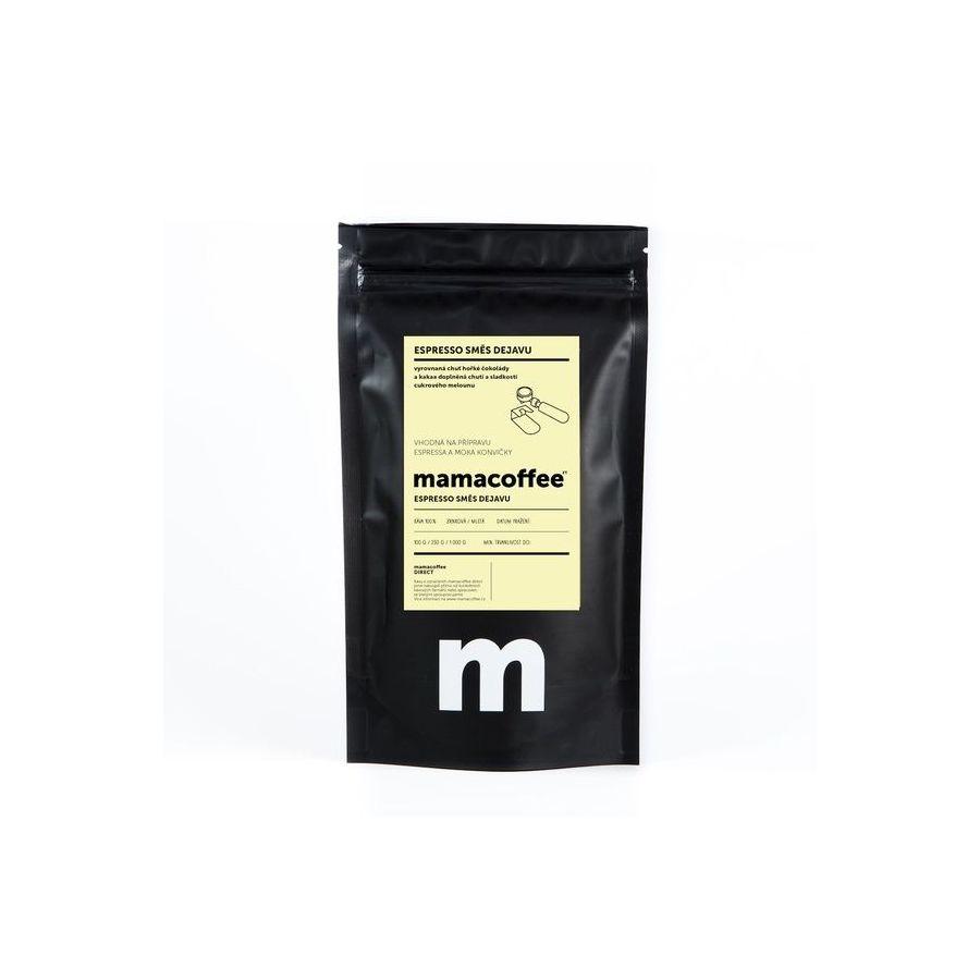 Mamacoffee Espresso směs Dejavu 100g