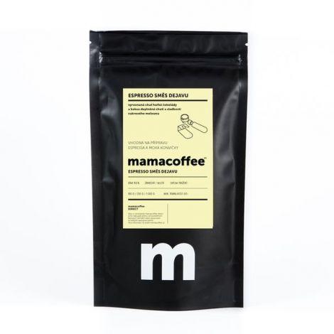 Mamacoffee Espresso zmes Dejavu 100g
