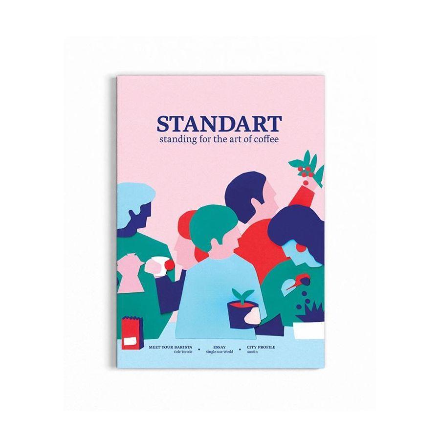 Standart magazin, 16. szám CZ/SK