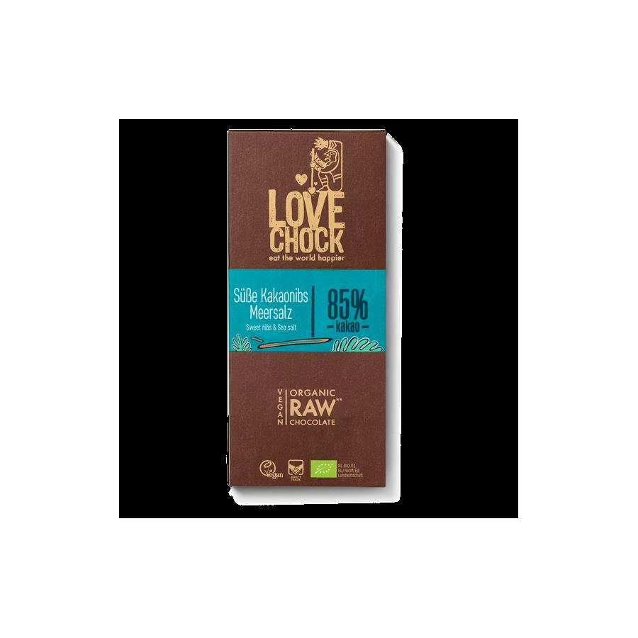 Čokoláda Lovechock- s morskou soľou
