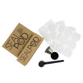 Sealpod capsules for Nespresso ® - used / discounted