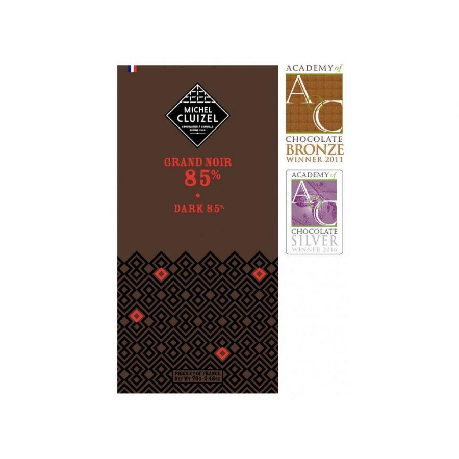Csokoládé Michel Cluizel Grand Noir 85%