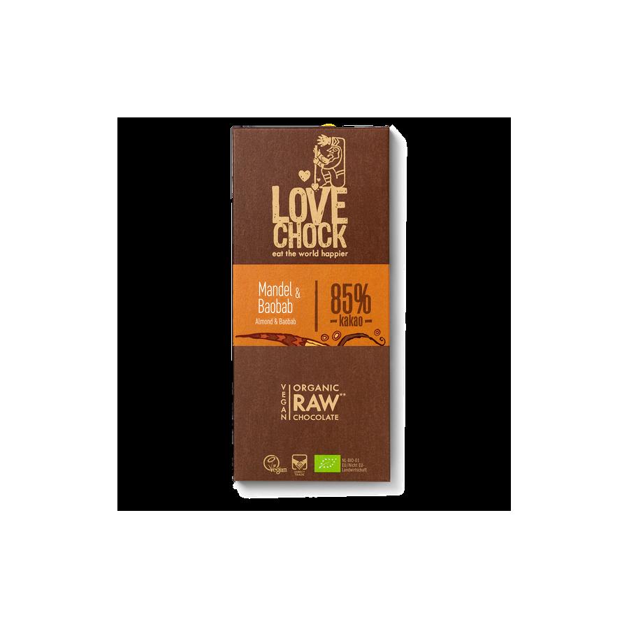Chocolate Lovechock - mandula és eper