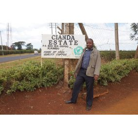Nordbeans Kenya Cianda PB 200g