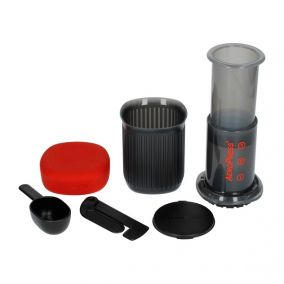 Aeropress GO with 350 filters