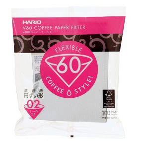 Hario V60-02 paper filters...