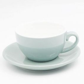 Cup for cappuccino Kaffia 220ml - light blue
