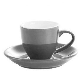 Kaffia espresso cup 80ml - gray