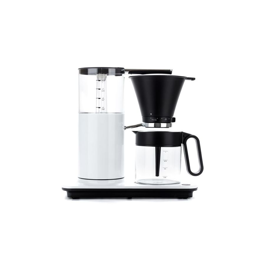 Kávéfőző Wilfa Svart CMC-1550W, fehér