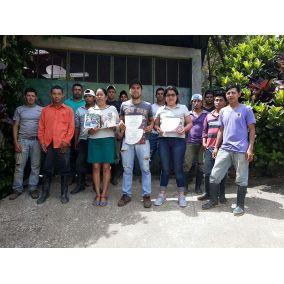 Nicaragua északi parti El...