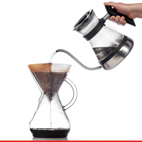 Chemex Chettle 1,2L glass kettle