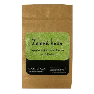 Zöld kávé 100g bab, sült