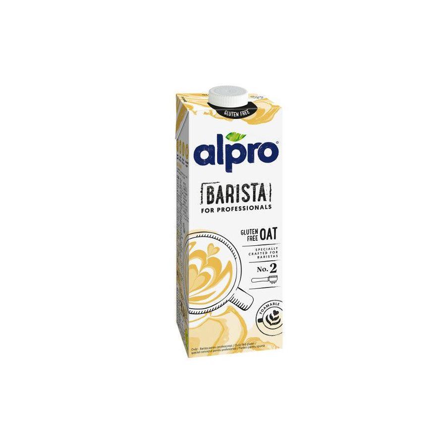 ALPRO ovsený nápoj pre profesionálov 1L