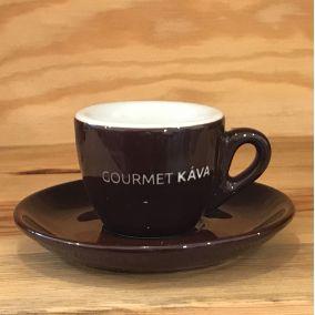 Espresso Cup Gourmet Coffee...