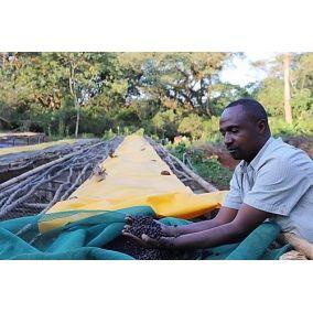 Egy kávé Etiópia Mustefa Abakeno 200 g
