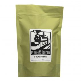 Cafe Roastery Etiópia Bookkisa 250g