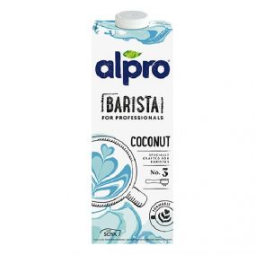 Alpro coconut drink for...