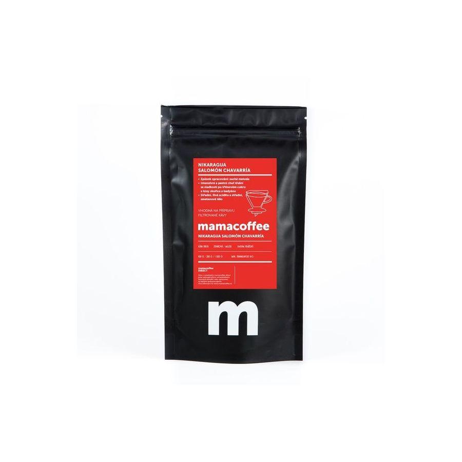 Mamacoffee Nicaragua Salomón Chavarría 100g