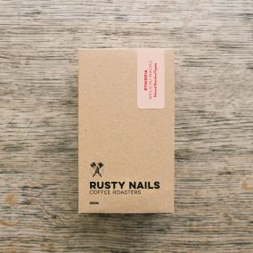 Coffee Rusty Nails Ethiopia Wolichu Wachu, 250g