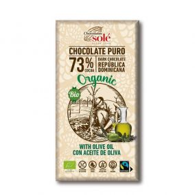 Csokoládék Sós bio tejcsokoládé kókuszdióval
