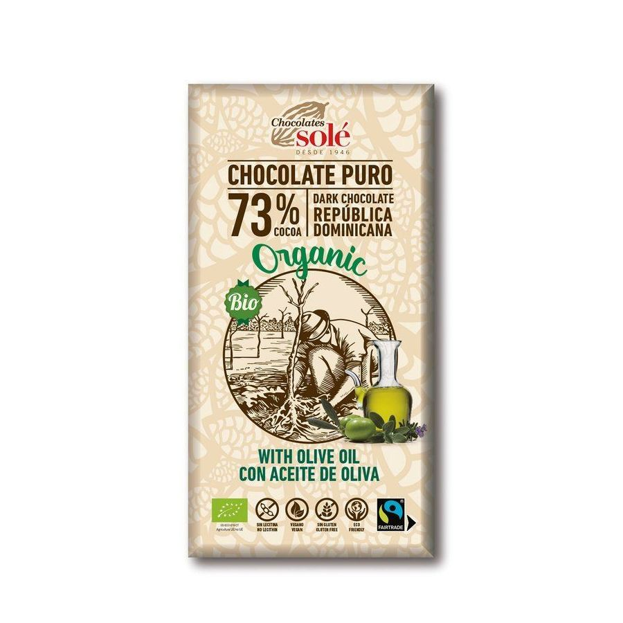 Chocolates Salt organic milk chocolate with coconut