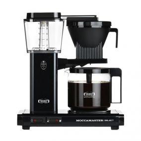 Moccamaster KBG Select BLACK kávéfőző