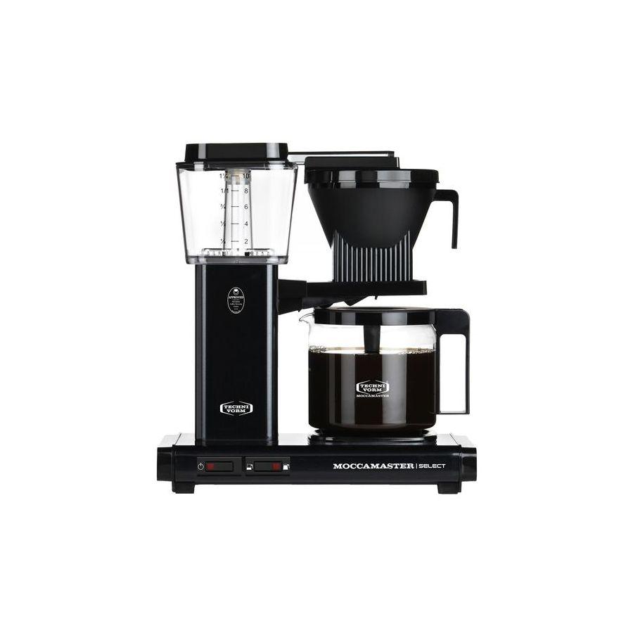 Kávovar Moccamaster KBG Select BLACK