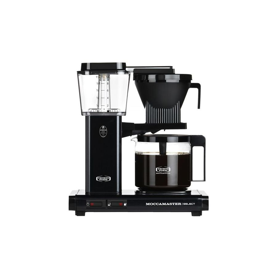 Moccamaster KBG Select BLACK coffee machine