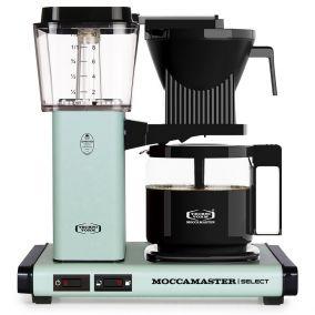 Moccamaster KBG Select PASTEL GREEN coffee machine