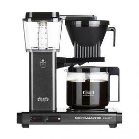 Moccamaster KBG Select STONE GRAY coffee machine