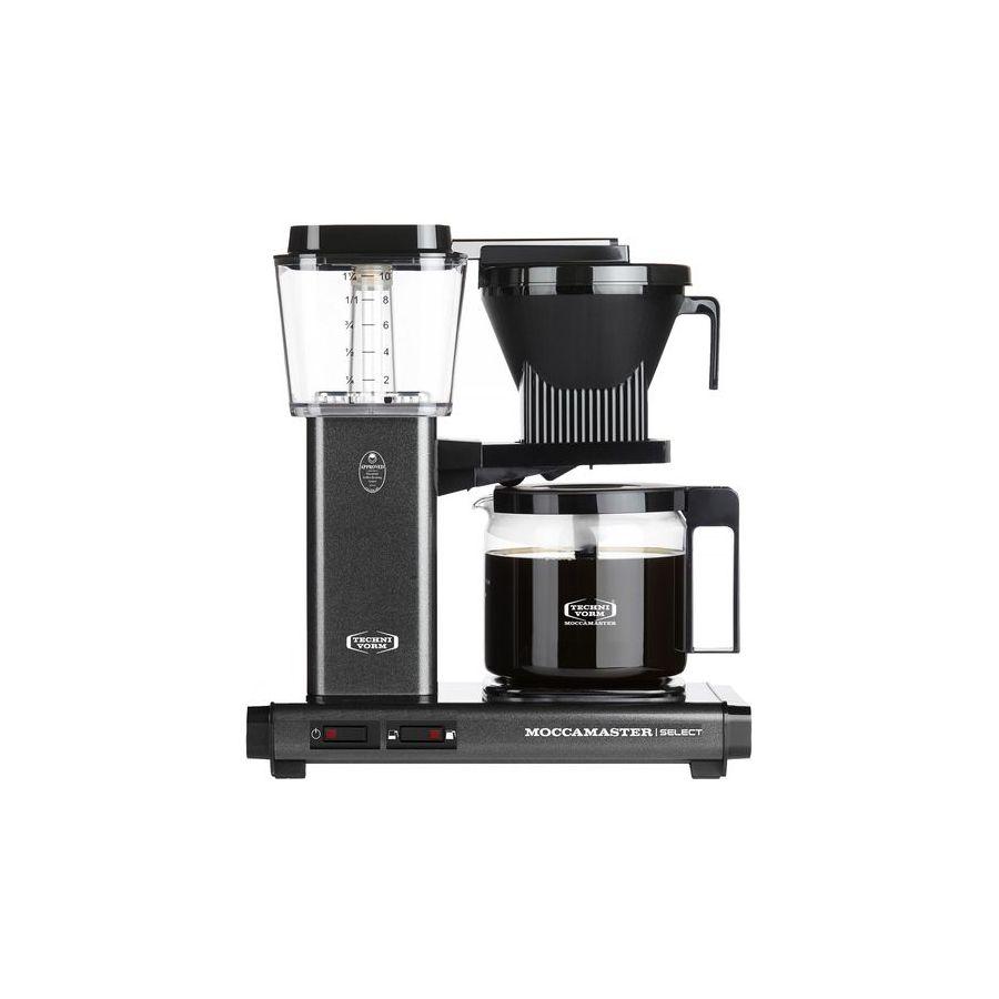Kávovar Moccamaster KBG Select STONE GREY
